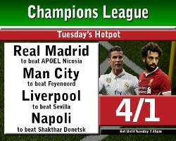 ChampionsLeagueTuesHotpot2111
