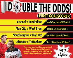 FootballDblOdd16th17th18thMay