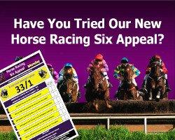 HorseRacingSixAppeal