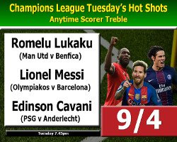 ChampionsLeagueTuesHotShotsTreble